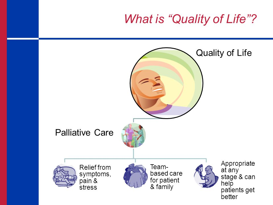 What is Quality of Life