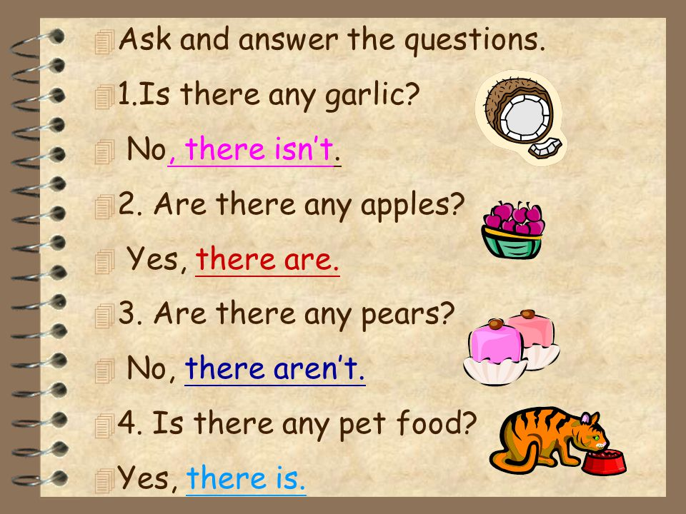 Ask and answer the questions.