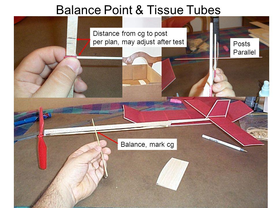 Balance Point & Tissue Tubes
