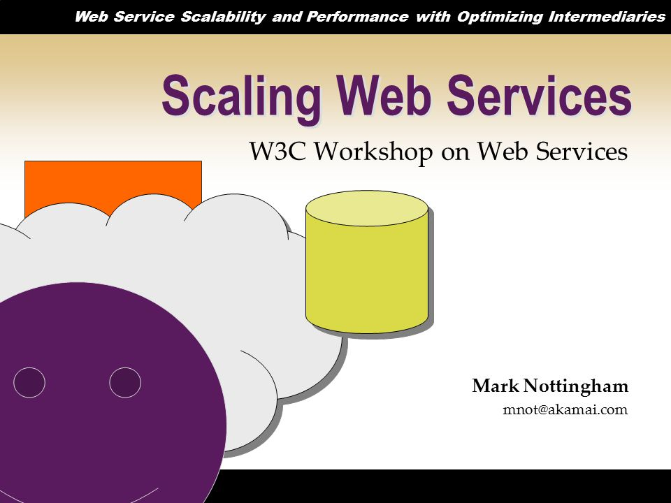 W3C Workshop on Web Services Mark Nottingham mnot@akamai.com