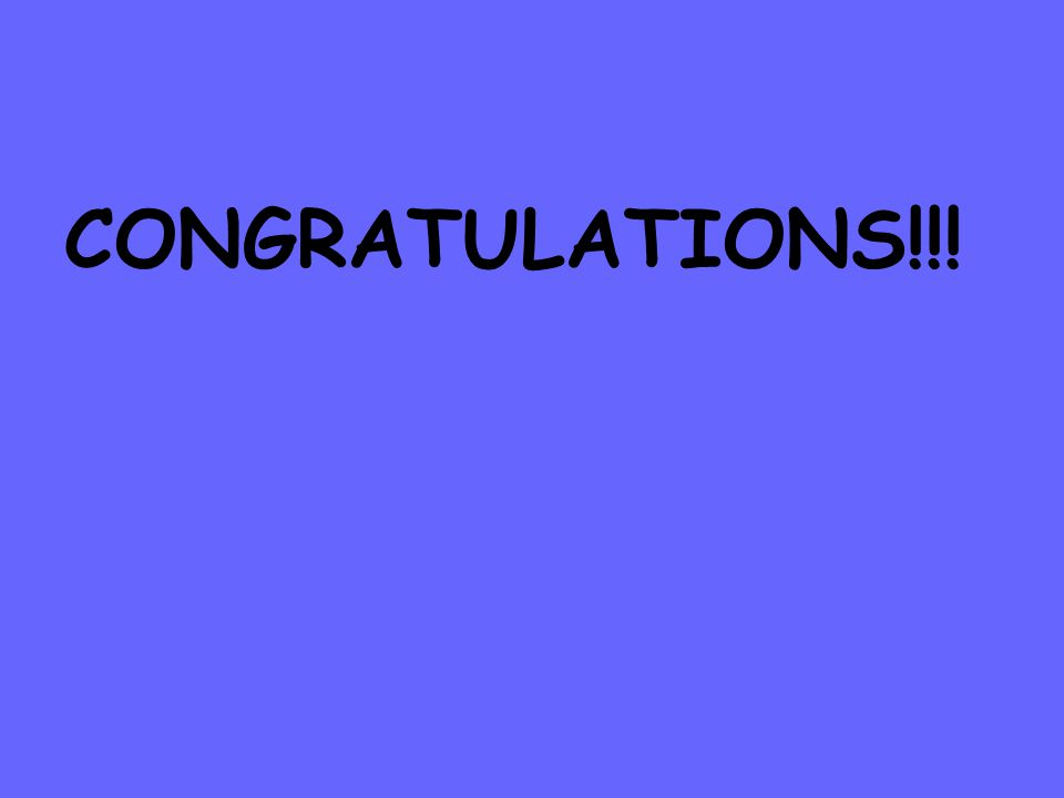 Marga Fernández CONGRATULATIONS!!! There is/There are ESO
