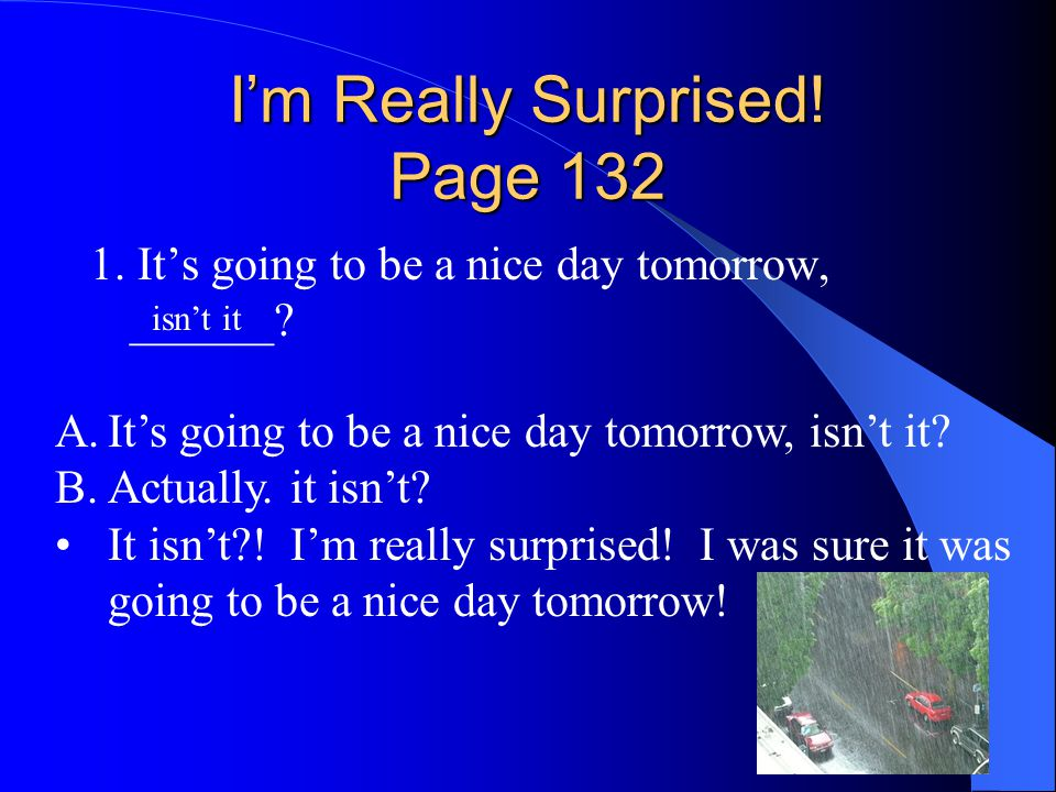 I'm Really Surprised! Page 132