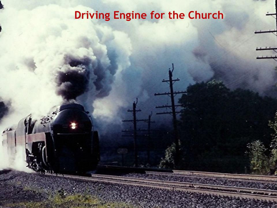 Driving Engine for the Church