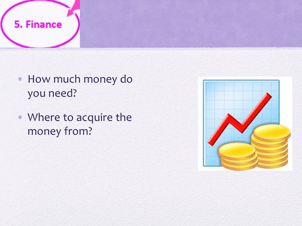 How much money do you need