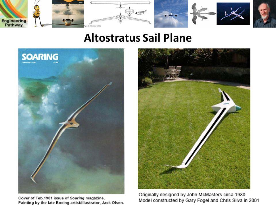 Altostratus Sail Plane