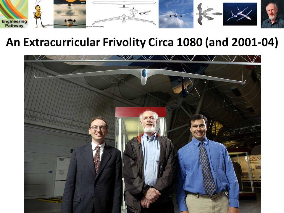 An Extracurricular Frivolity Circa 1080 (and 2001-04)