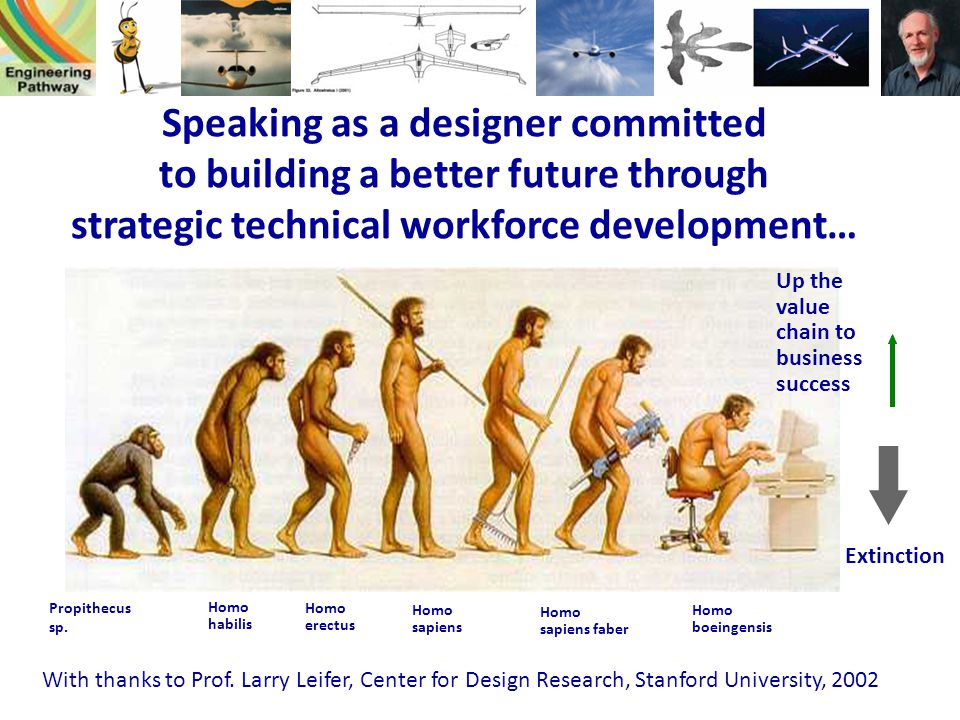 Speaking as a designer committed to building a better future through strategic technical workforce development…