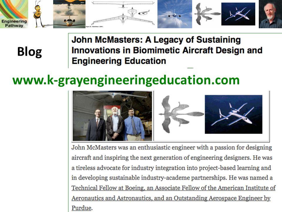 Blog www.k-grayengineeringeducation.com