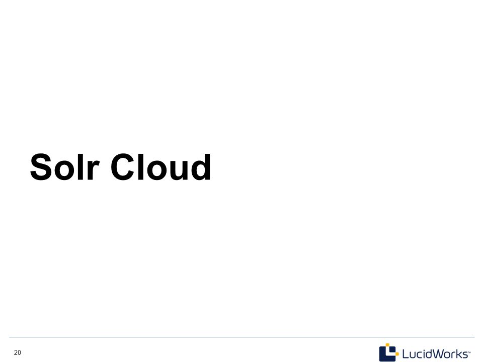 Solr Cloud