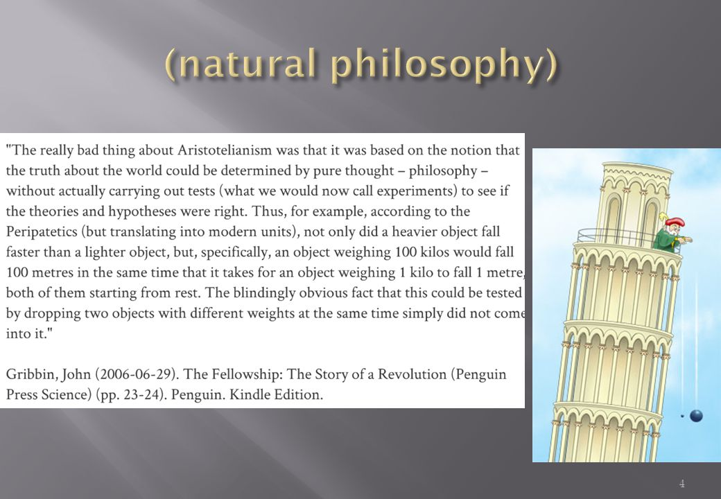 (natural philosophy)