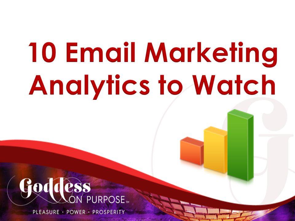 10 Email Marketing Analytics to Watch