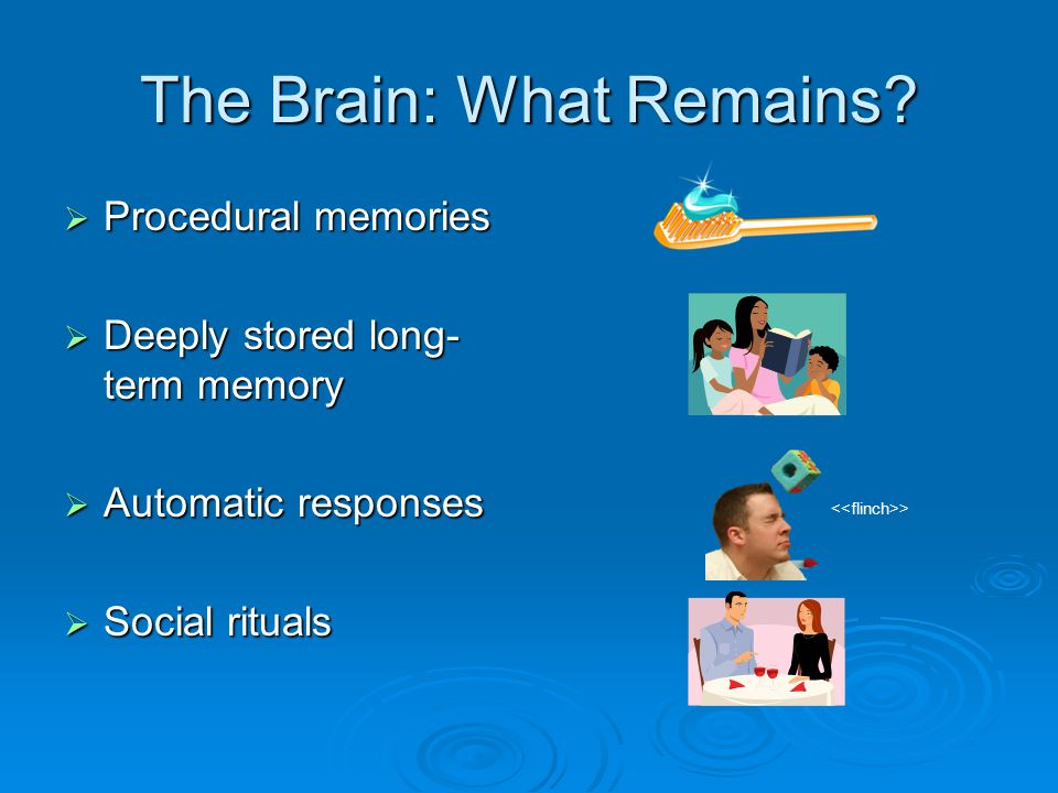 The Brain: What Remains