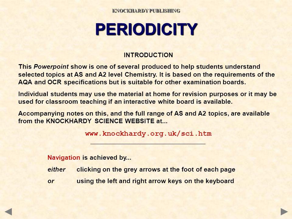 KNOCKHARDY PUBLISHING