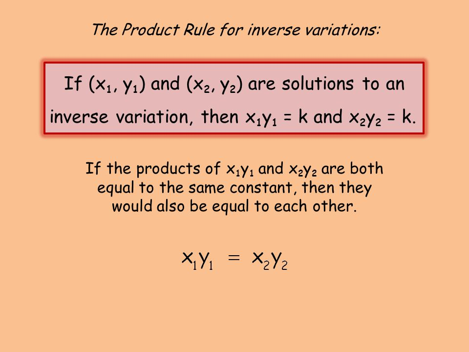 If (x1, y1) and (x2, y2) are solutions to an