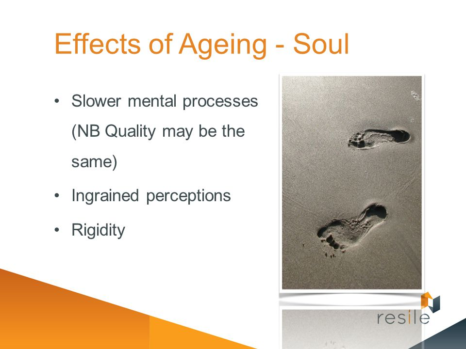 Effects of Ageing - Soul