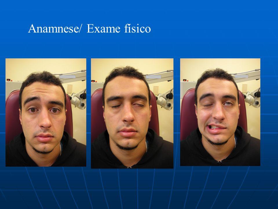 Anamnese/ Exame físico