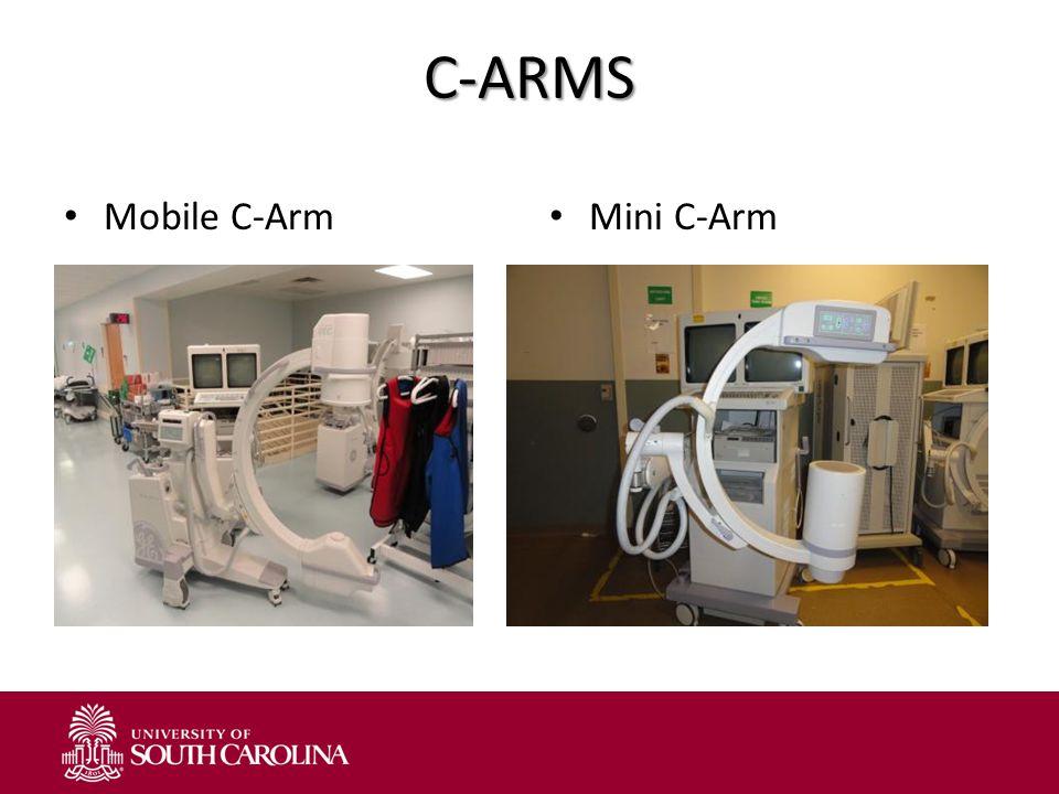 C-ARMS Mobile C-Arm Mini C-Arm