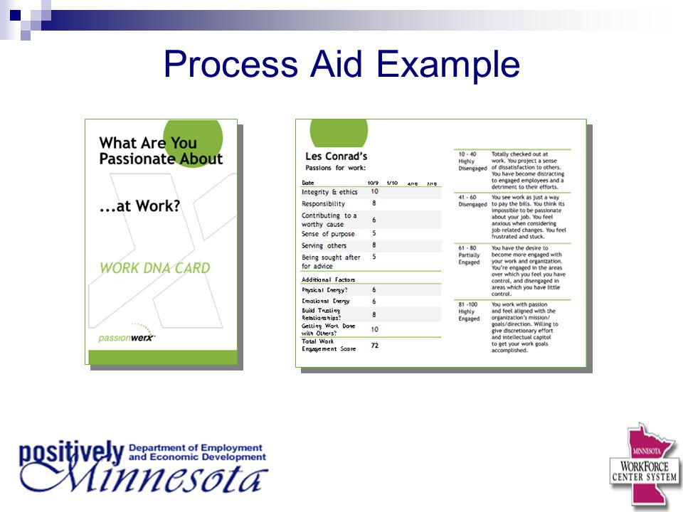 Process Aid Example 38
