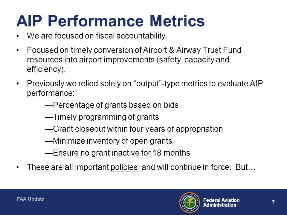 AIP Performance Metrics