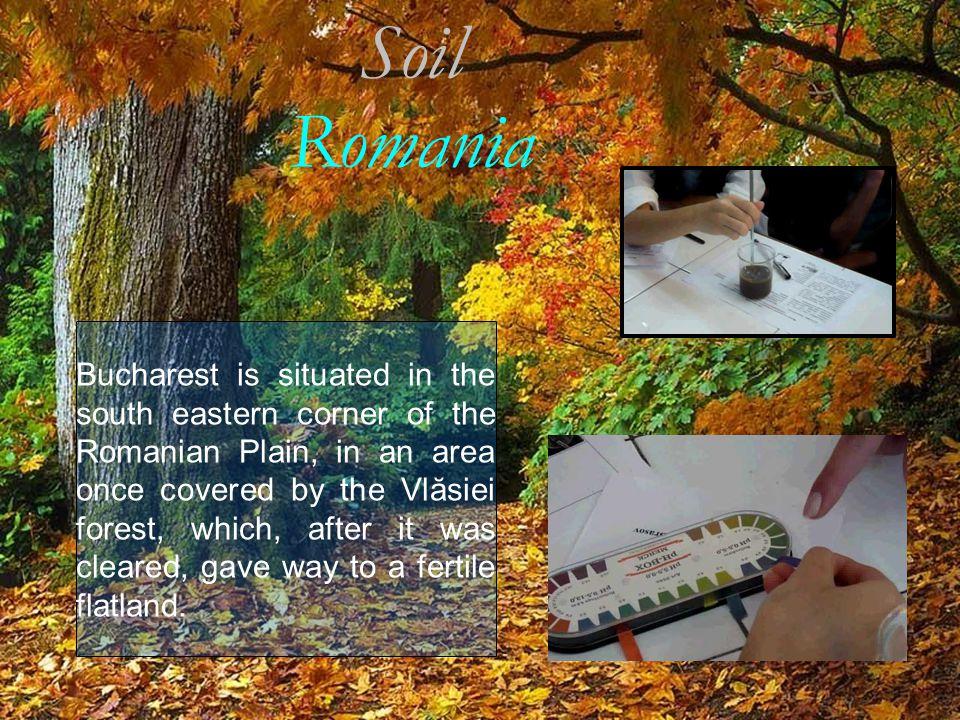 Soil Romania