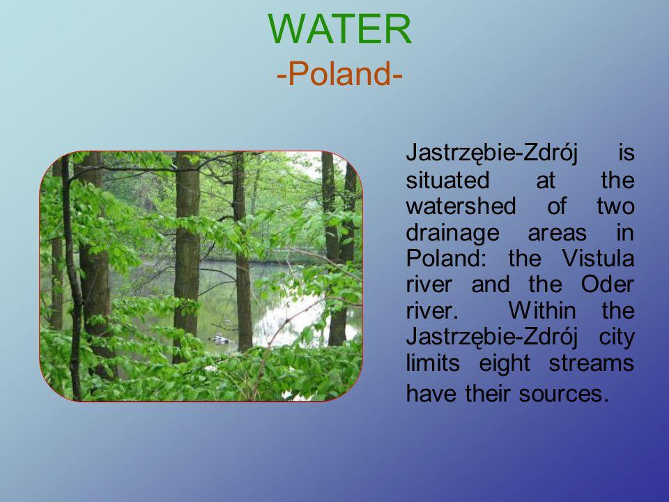 WATER -Poland-