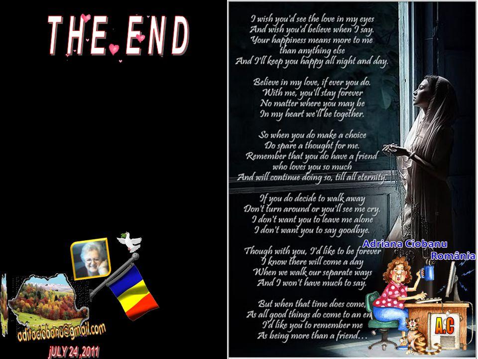 T H E E N D jULY 24 ,2011
