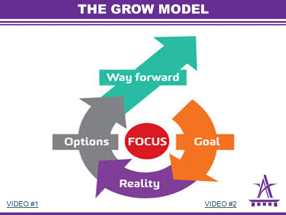 THE GROW MODEL VIDEO #1 VIDEO #2