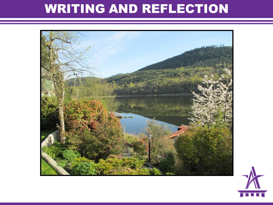 WRITING AND REFLECTION