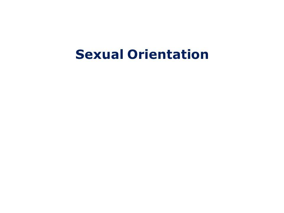 L.G.B.T. Sexual Orientation