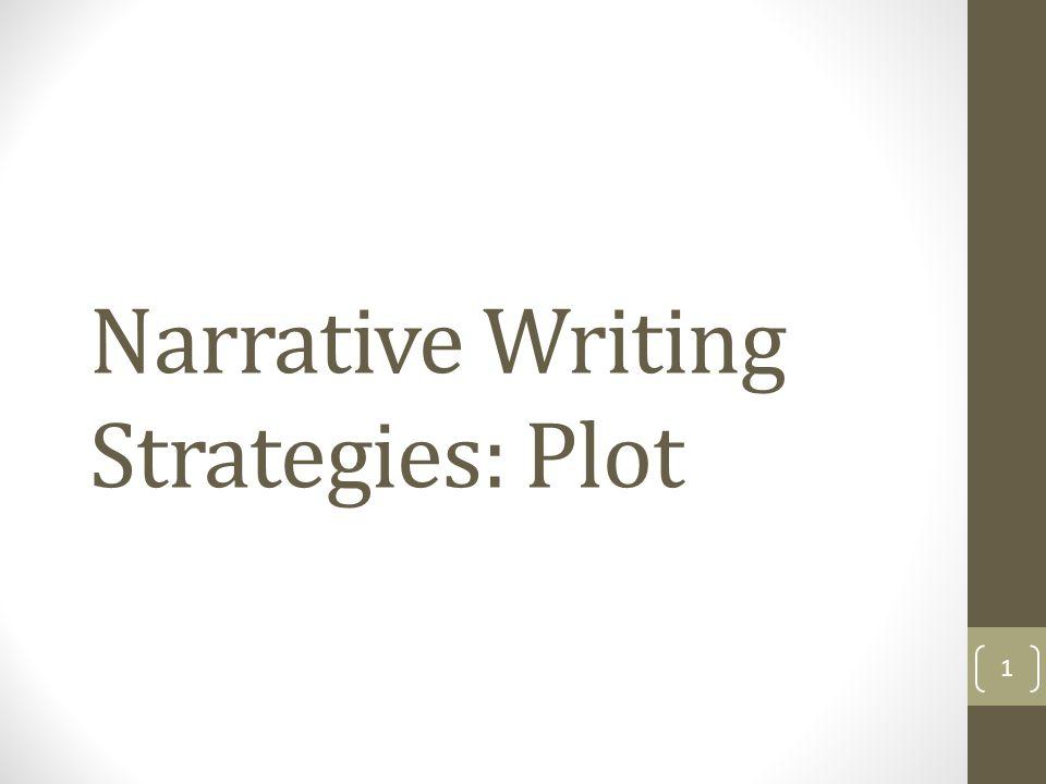 Narrative Writing Strategies: Plot