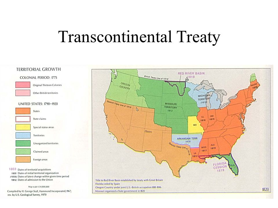 Transcontinental Treaty