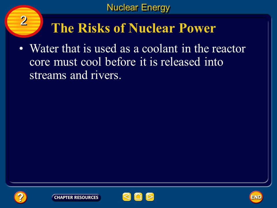 The Risks of Nuclear Power
