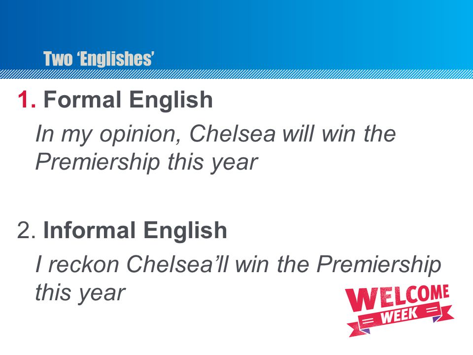 In my opinion, Chelsea will win the Premiership this year