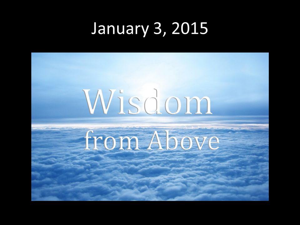 January 3, 2015