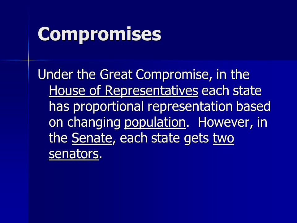 Compromises