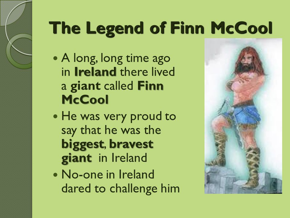 The Legend of Finn McCool