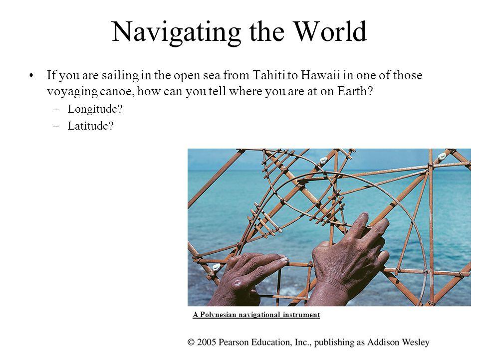 Navigating the World