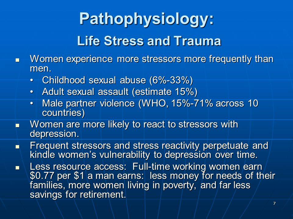 Pathophysiology: Life Stress and Trauma