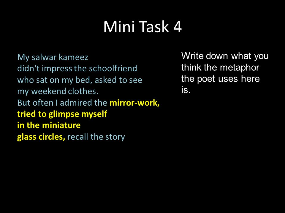 Mini Task 4