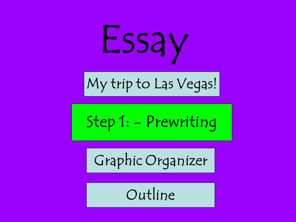 the school trip essay 4 ways to make your scholarship essay stand out and gives them a much more detailed look at your school and home life.
