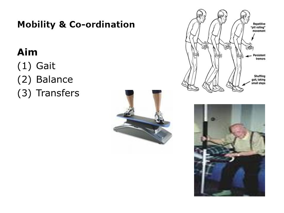 Mobility & Co-ordination
