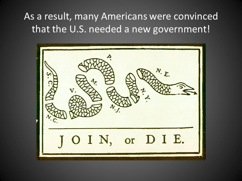 As a result, many Americans were convinced that the U. S