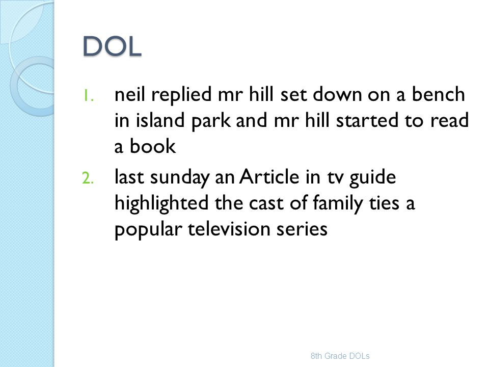 DOL neil replied mr hill set down on a bench in island park and mr hill started to read a book.