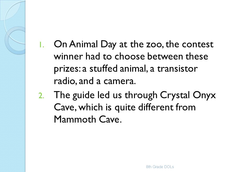 On Animal Day at the zoo, the contest winner had to choose between these prizes: a stuffed animal, a transistor radio, and a camera.