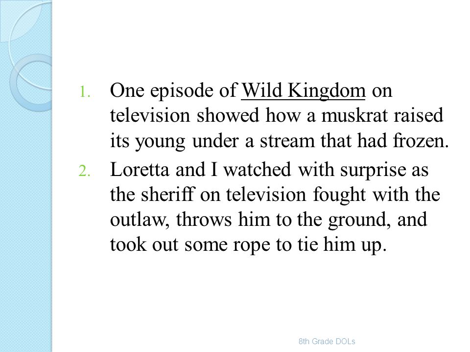 One episode of Wild Kingdom on television showed how a muskrat raised its young under a stream that had frozen.
