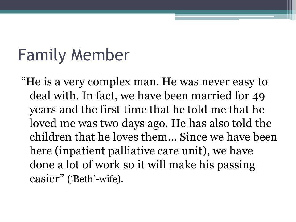 Family Member