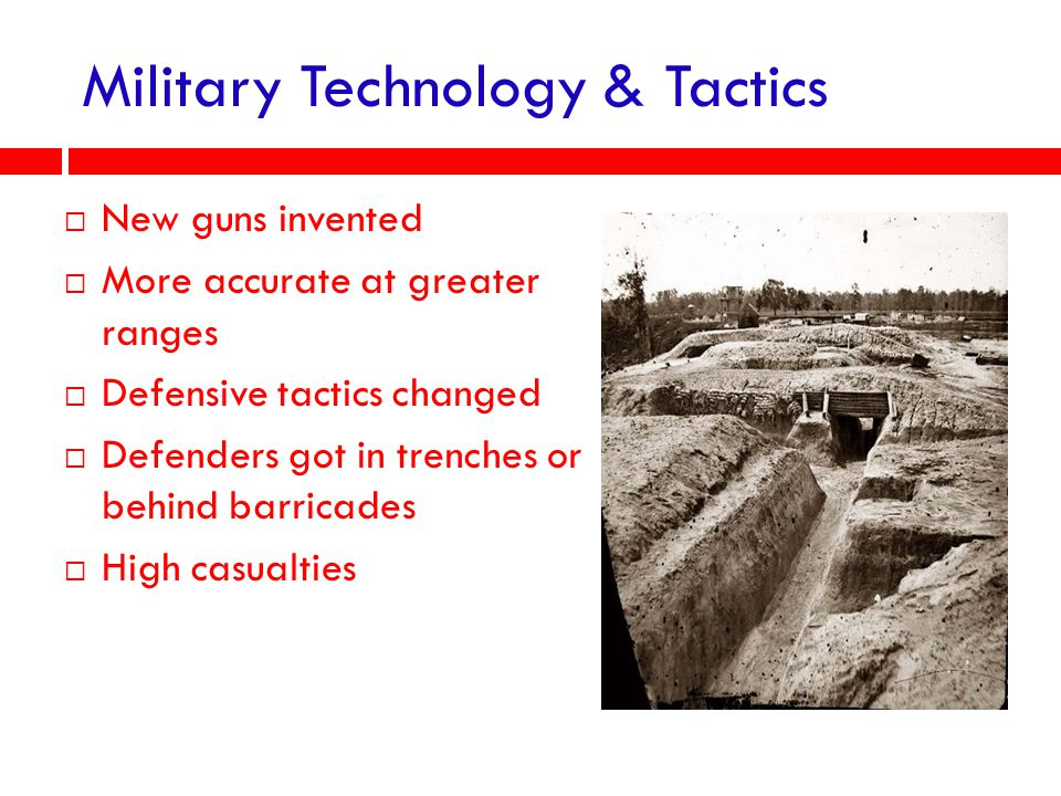 Military Technology & Tactics