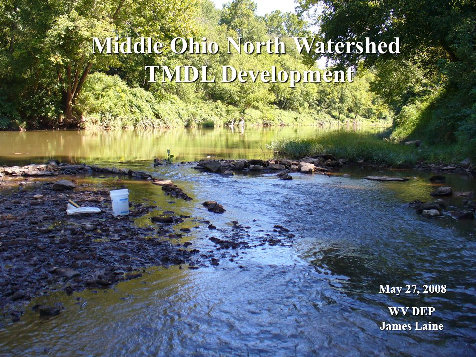 Middle Ohio North Watershed