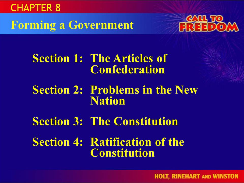 differences between the articles of confederation and the constitution essay