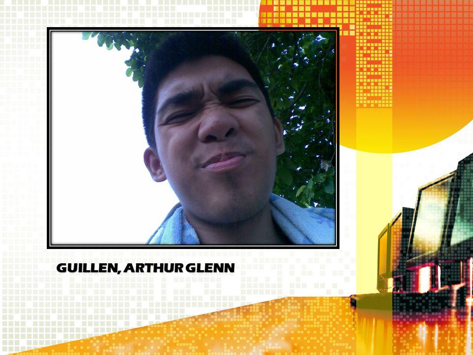GUILLEN, ARTHUR GLENN